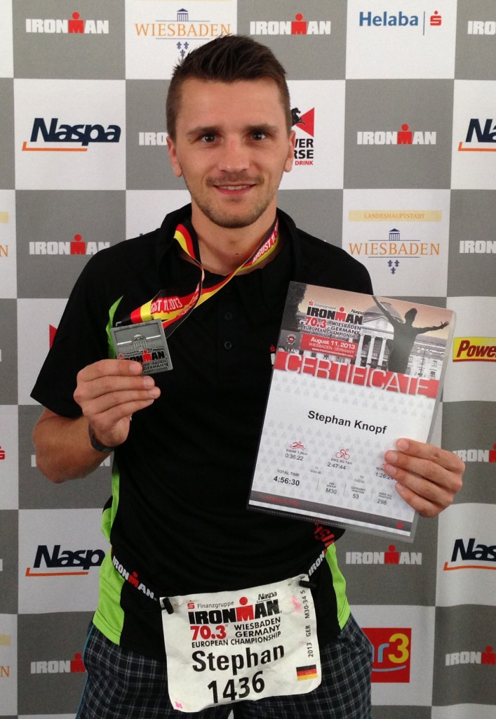 IRONMAN 70.3 European Championship Wiesbaden