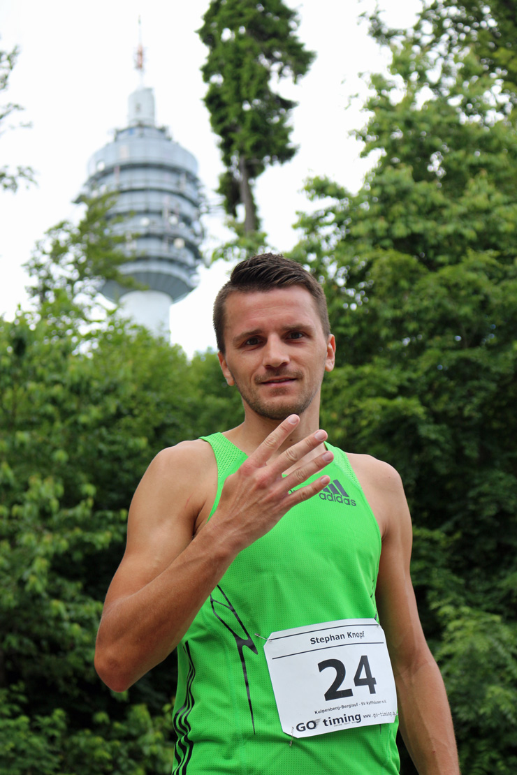 Kulpenberglauf-Sieger 2011, 2012, 2013, 2014!