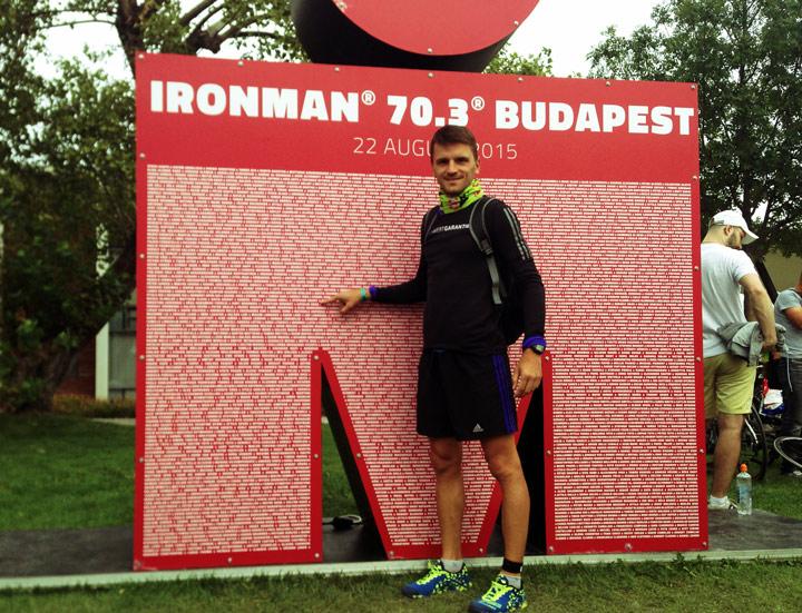IRONMAN 70.3 Budapest