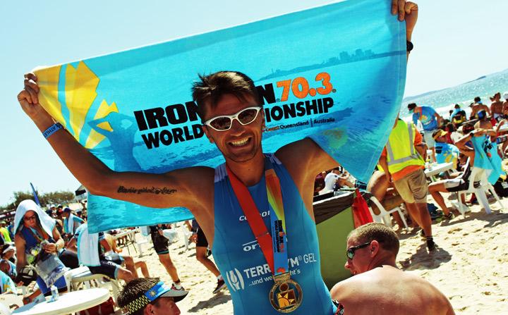 IRONMAN 70.3 World Championship Mooloolaba Australien